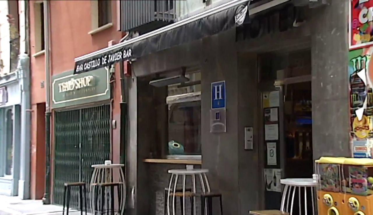 Una trabajadora de un hotel de Pamplona denuncia haber trabajado todos los días durante 6 años