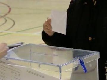 Encuesta intención de voto