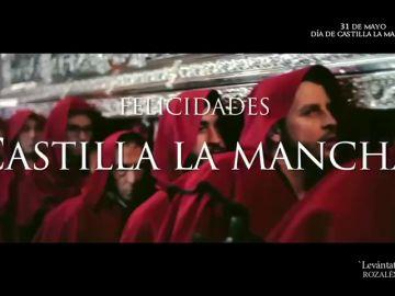 ATRESMEDIA TELEVISIÓN, felicita a Castilla La Mancha por el día de su Comunidad