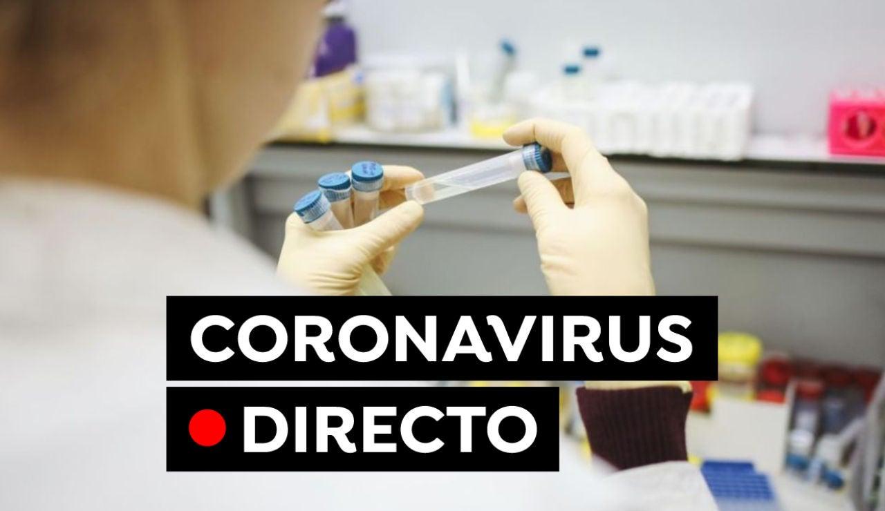 Coronavirus en España: Restricciones, cita para la vacuna contra el COVID-19 y última hora hoy, en directo