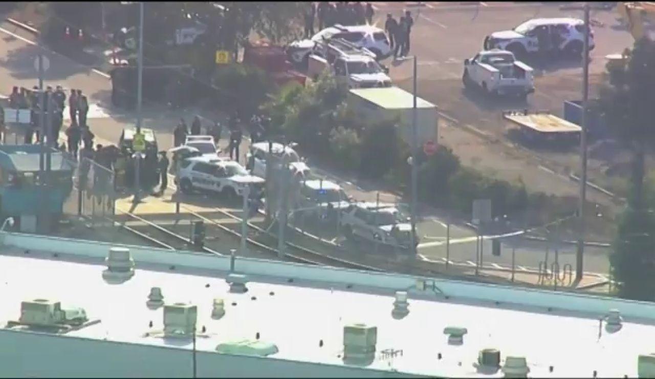 Varios muertos tras un tiroteo en una estación ferroviaria de San José, California