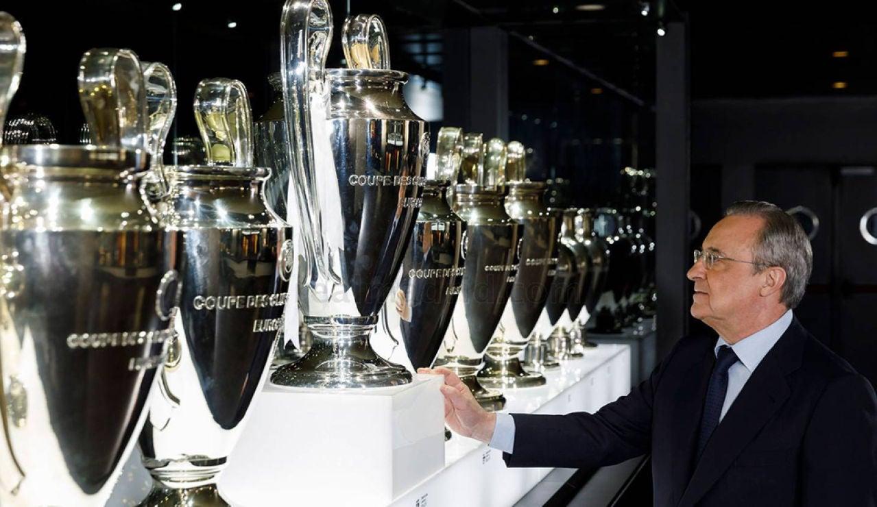 El Real Madrid es el club más valioso de Europa por tercer año conseguido, según la consultora KPMG