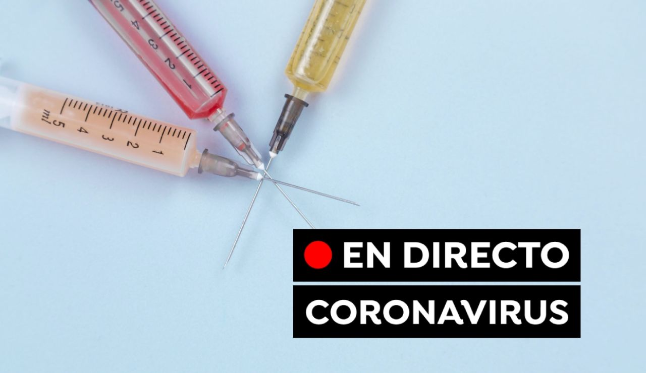 Coronavirus en España, última hora | Cita para la vacuna y restricciones en Madrid, Galicia, Comunidad Valenciana, Cataluña