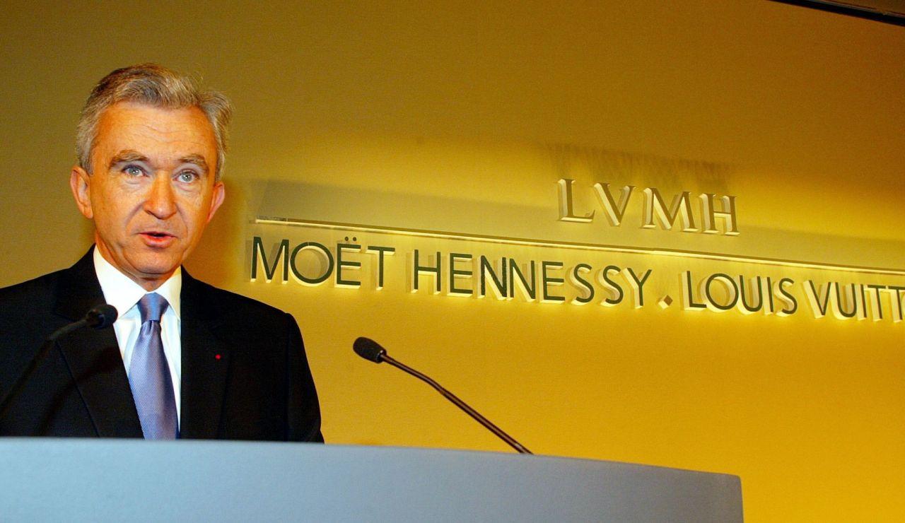 Bernard Arnault, el más rico del mundo