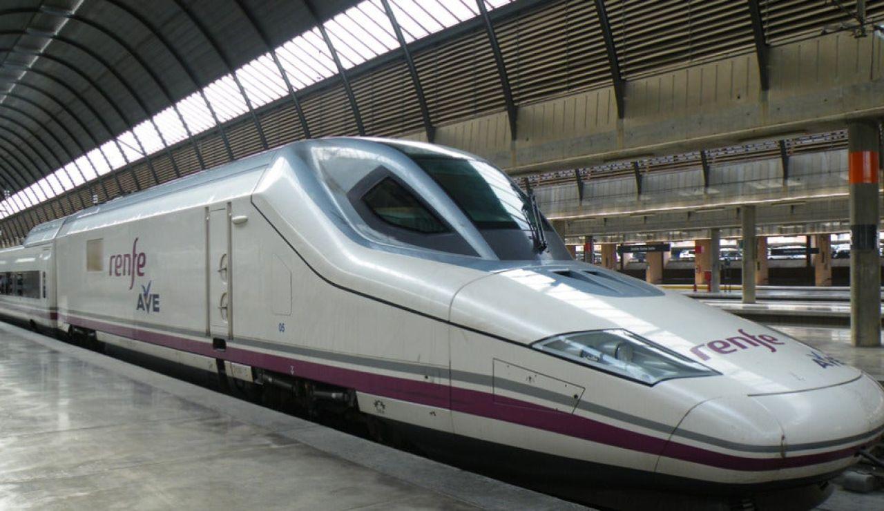 Renfe pone a la venta billetes de AVE Madrid-Barcelona desde 25 euros