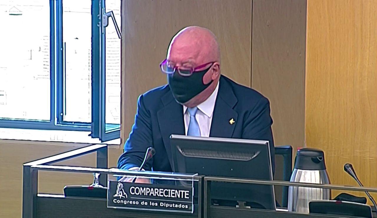 """El excomisario Villarejo, sobre el caso 'Kitchen': """"Dudo que lo desconociera Mariano Rajoy"""""""