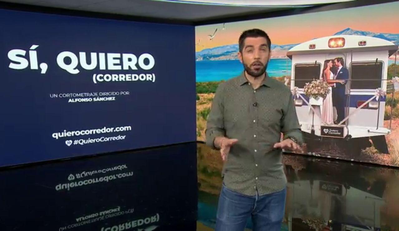 'Si quiero, Corredor', un cortometraje sobre el Corredor del Mediterráneo