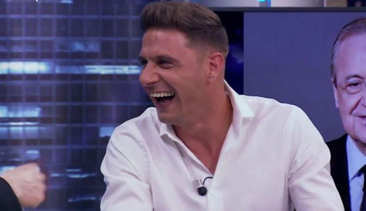 """Joaquín: """"Florentino me dijo que iba a ser futbolista del Real Madrid... ¿A ti te ha llamado?"""""""