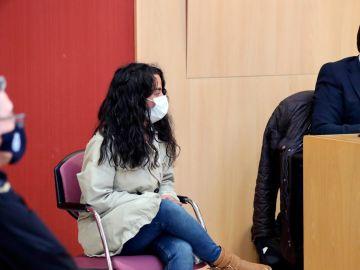Silvia Acebal, la mujer que asesinó a su bebé en Gijón en 2019