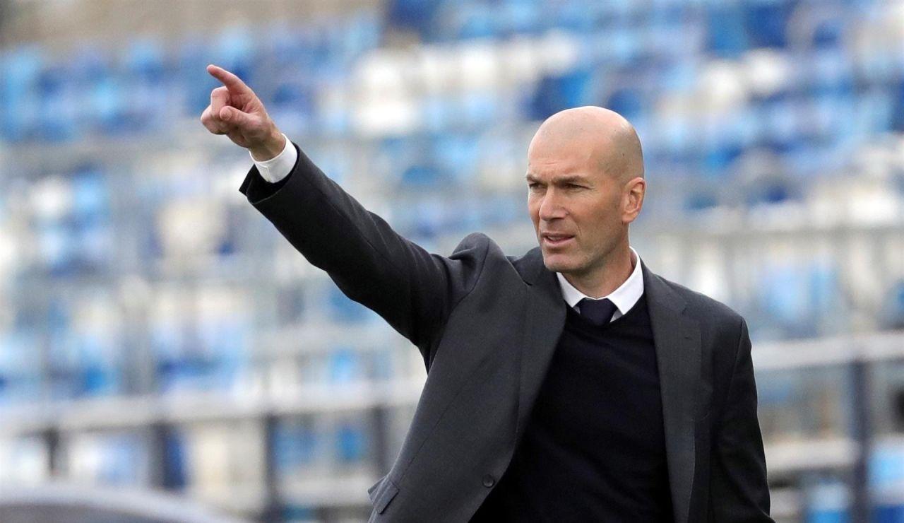 Zidane comunica que deja el Real Madrid