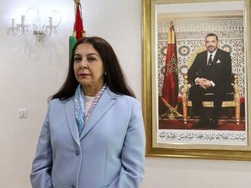 """La embajadora de Marruecos acusa a González Laya de poner en cuestión """"el respeto mutuo"""" entre ambos países"""