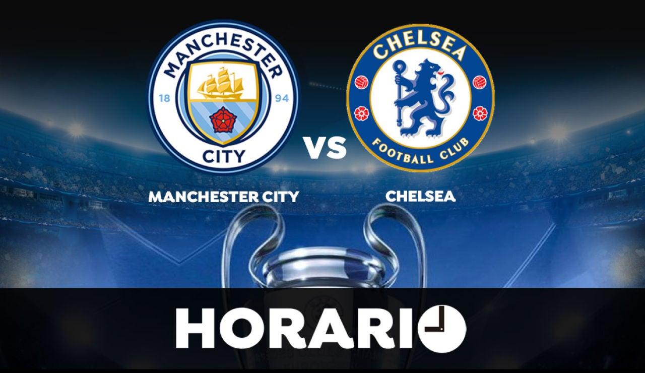 Manchester City - Chelsea: Horario y dónde ver la final de la Champions League en directo