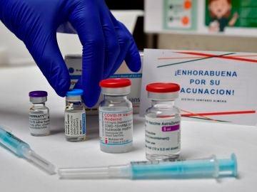 5 meses desde el inicio de la campaña de vacunación en España
