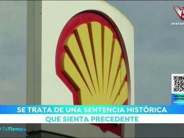 La Justicia de Países Bajos obliga a Shell a reducir sus emisiones de CO2