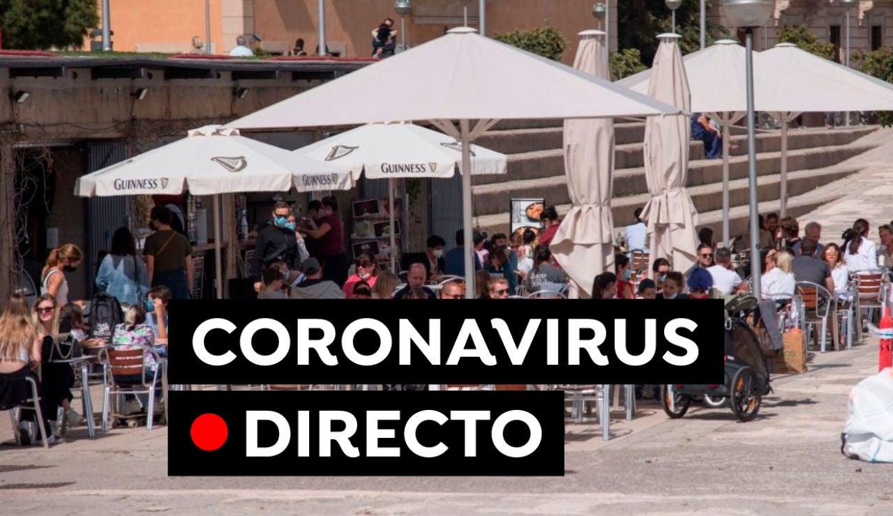 Coronavirus en España hoy: Restricciones, cita para la vacuna contra el COVID-19 y última hora, en directo