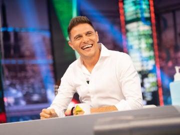 El secreto de la juventud: Joaquín Sánchez desvela el motivo de su gran físico