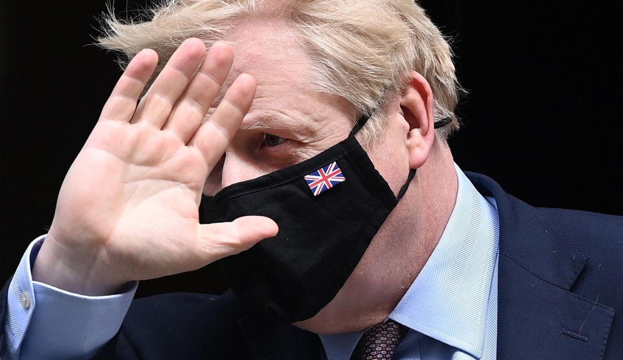 Primer Ministro británico