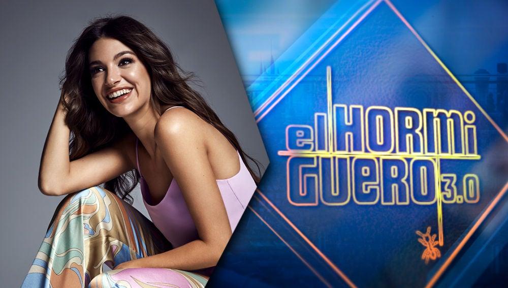 Ana Guerra se divertirá en 'El Hormiguero 3.0' el martes 1 de junio
