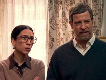 Manolita y Marcelino se quedan paralizados, ¿su plan ha sido descubierto?