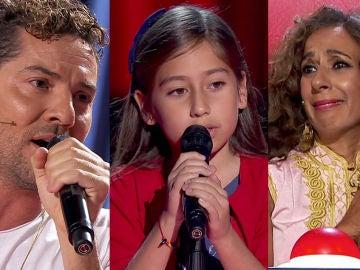 El TOP5 de las terceras Audiciones a ciegas: del regreso de Alison hasta la aparición de un mini Sebastián Yatra