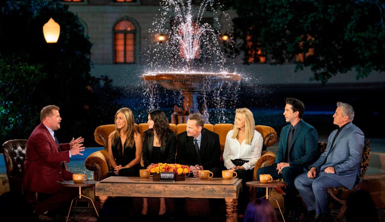 'Friends: The Reunion', un acierto de emoción y risas irrepetible