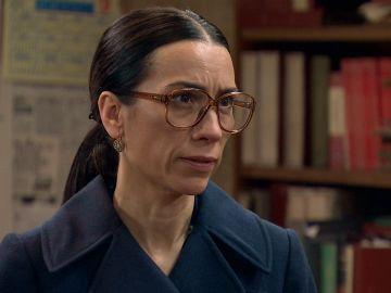 No suelta prenda: Manolita tampoco le confiesa la verdad a Cristina