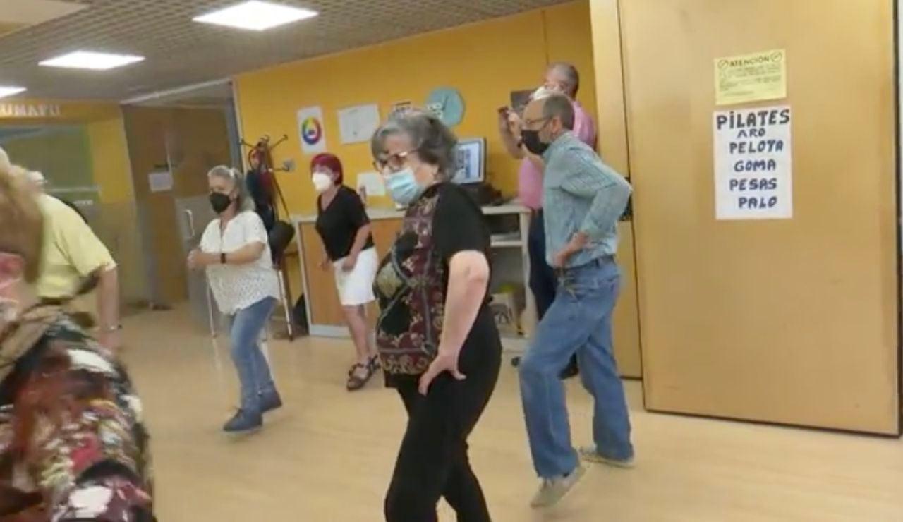 Vuelve el baile a los centros de mayores