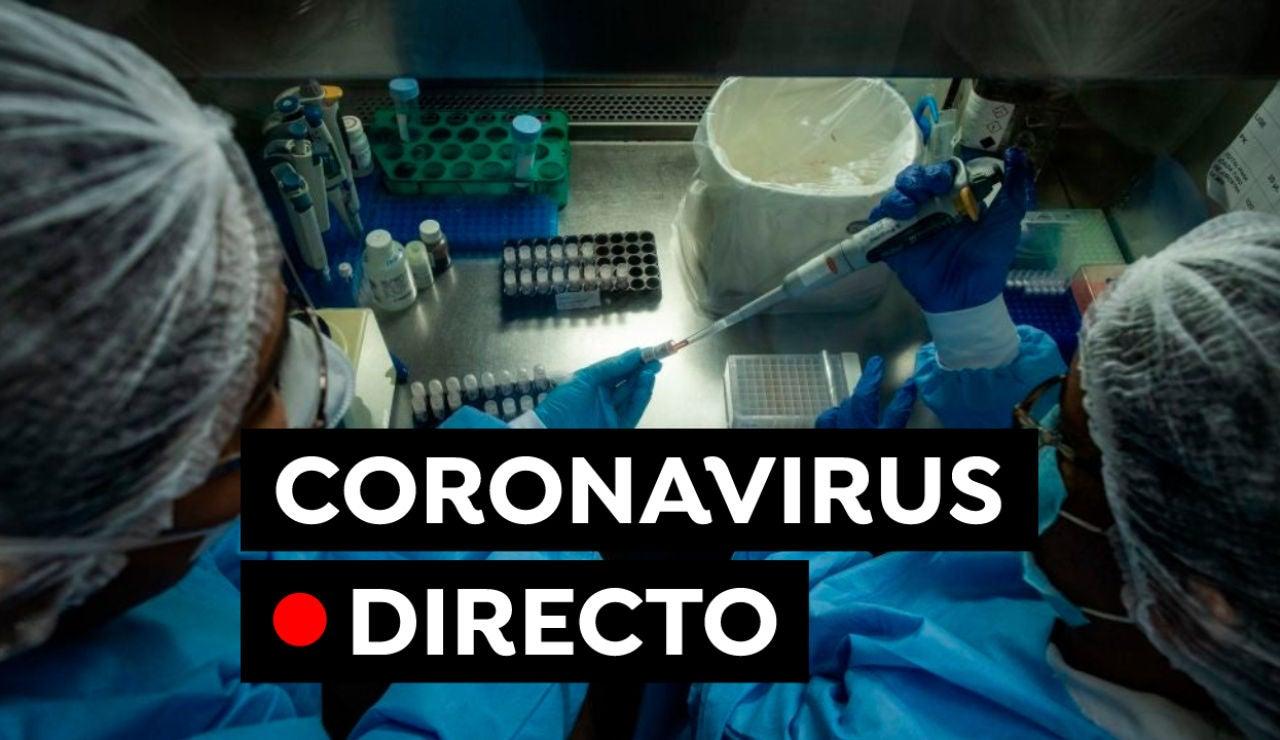 Coronavirus en España hoy: Vacuna de AstraZeneca, nuevas restricciones y última hora, en directo