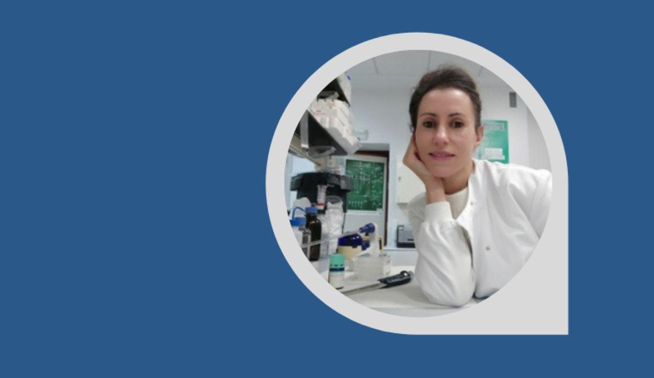 Patricia López Suarez, profesor titular de la Universidad de Oviedo, área de Inmunología