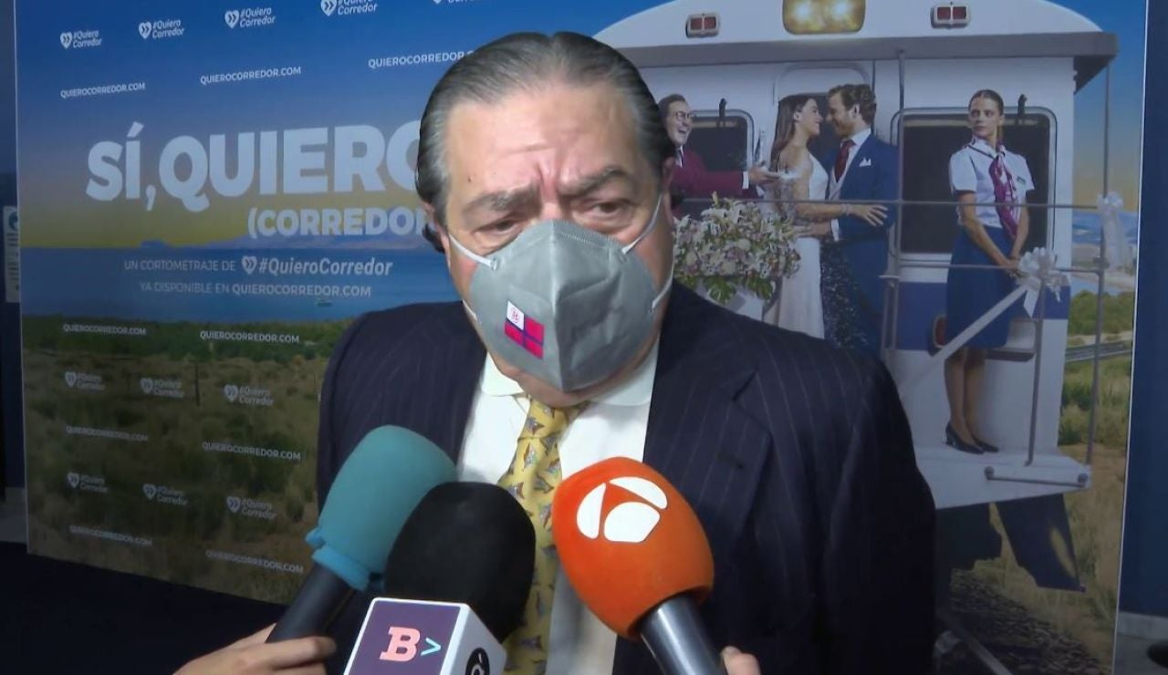 Vicente Boluda, presidente de la AVE.