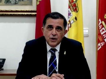 Alcalde de Murcia.