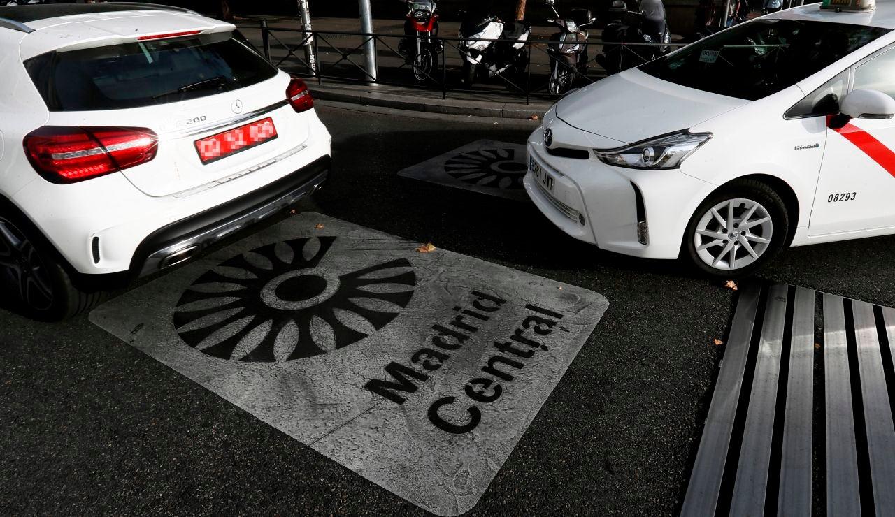 El Gobierno de Madrid revoca medio millón de multas impuestas antes de anular Madrid Central