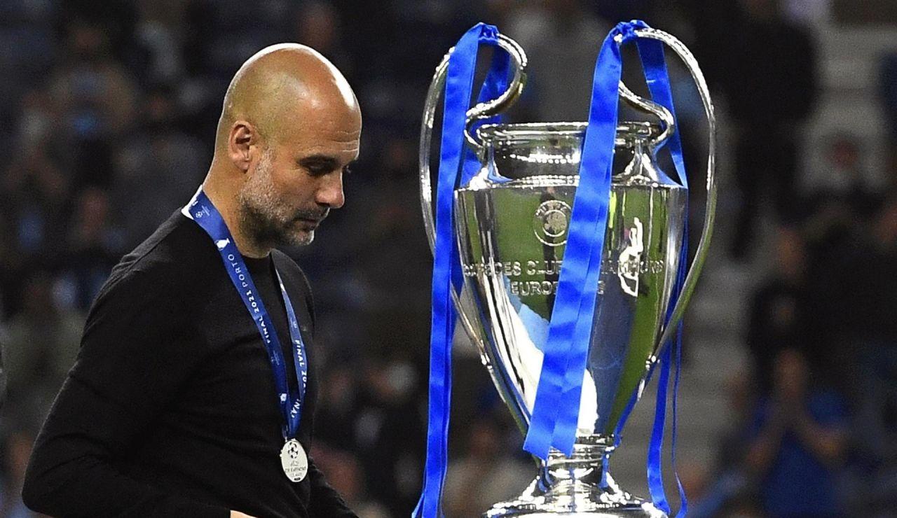"""Guardiola, tras perder la final de la Champions League con el Manchester City ante el Chelsea: """"Ellos son muy físicos"""""""