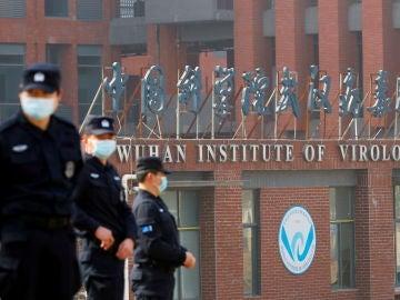 Un equipo de la OMS visita el Instituto de Virología de Wuhan