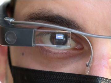 Gafas que detectan el coronavirus en 3 segundos