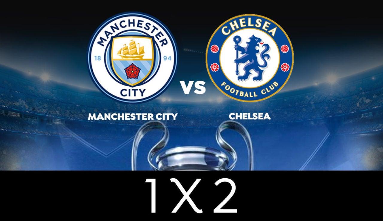 Encuesta ¿Qué equipo ganará la final de la Champions League: Manchester City o Chelsea?