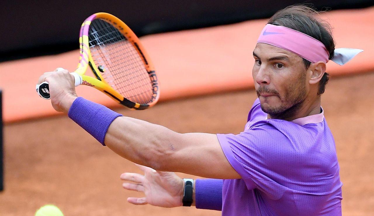 Rafa Nadal - Alexei Popyrin: Horario y dónde ver hoy el partido de tenis de Roland Garros en directo