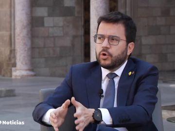 """La Generalitat pide """"valentía"""" al Gobierno para que dé los indultos a los políticos independentistas presos"""