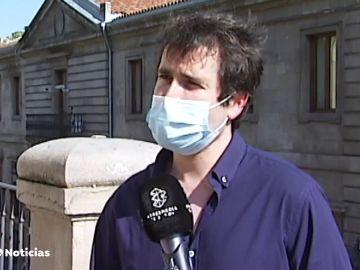 Detienen a un joven por agredir a un dirigente del PP alavés y a tres de sus amigos en Vitoria