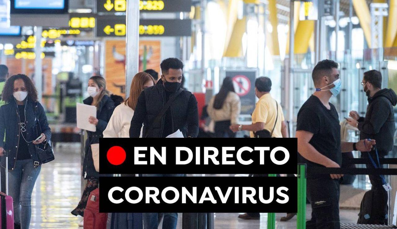 Coronavirus España hoy: Vacunación, cepa de Vietnam y última hora de la restricciones, en directo