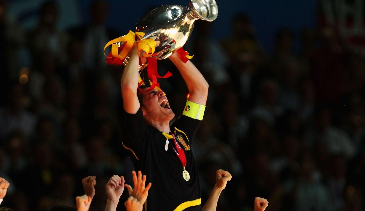 Palmarés de la Eurocopa: Lista de campeones a lo largo de la historia
