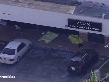 Al menos dos muertos y 25 heridos en un tiroteo selectivo en un concierto en Miami, en Estados Unidos