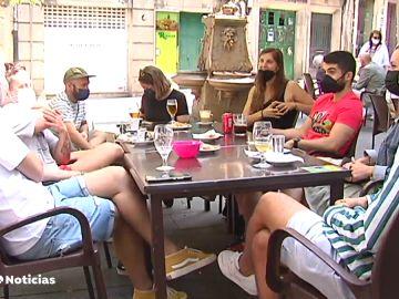 Fin de semana de reencuentros en Galicia tras ampliarse las reuniones a 10 personas en exterior