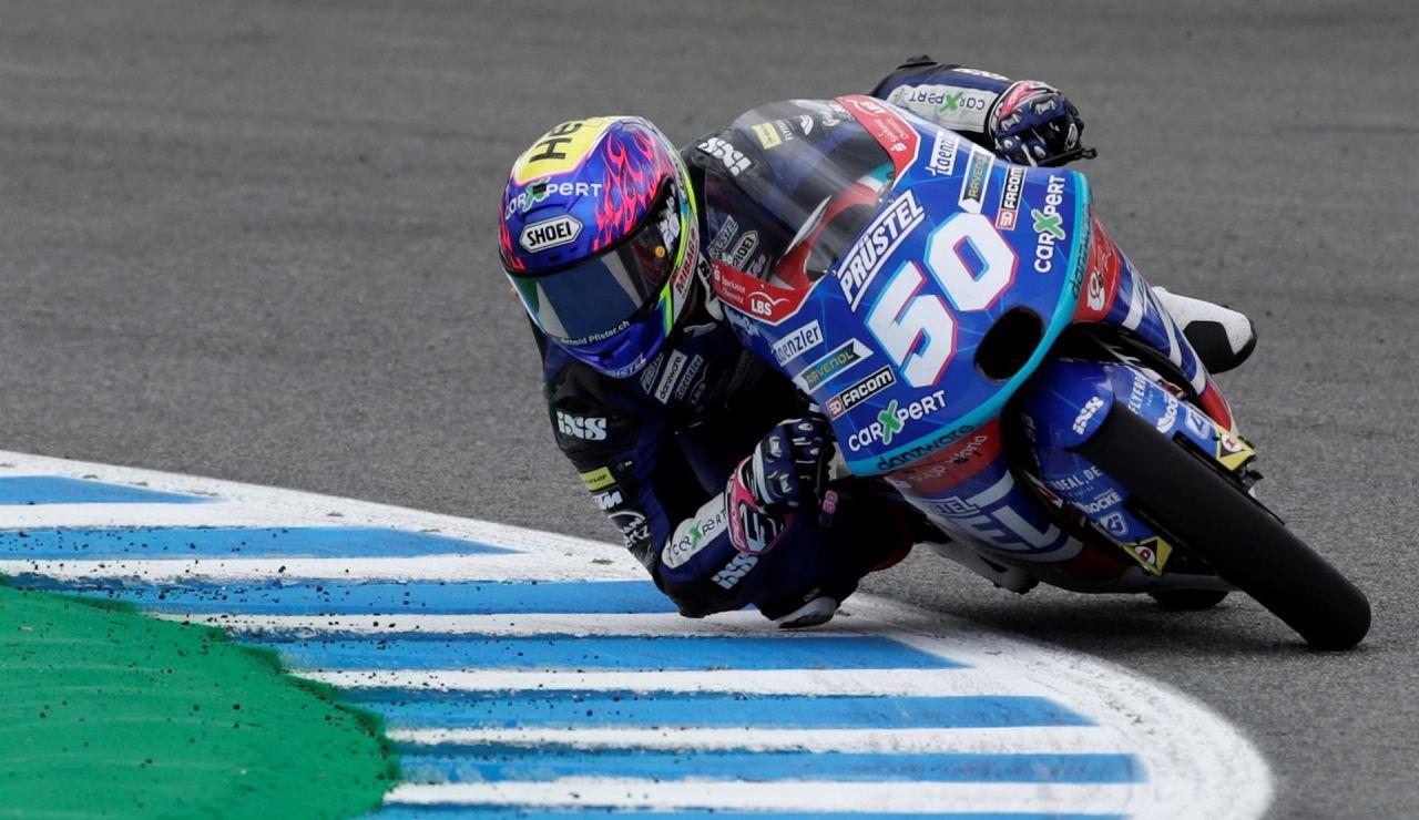 Muere Jason Dupasquier, el piloto de 19 años que sufrió un brutal accidente en Moto3 en Mugello