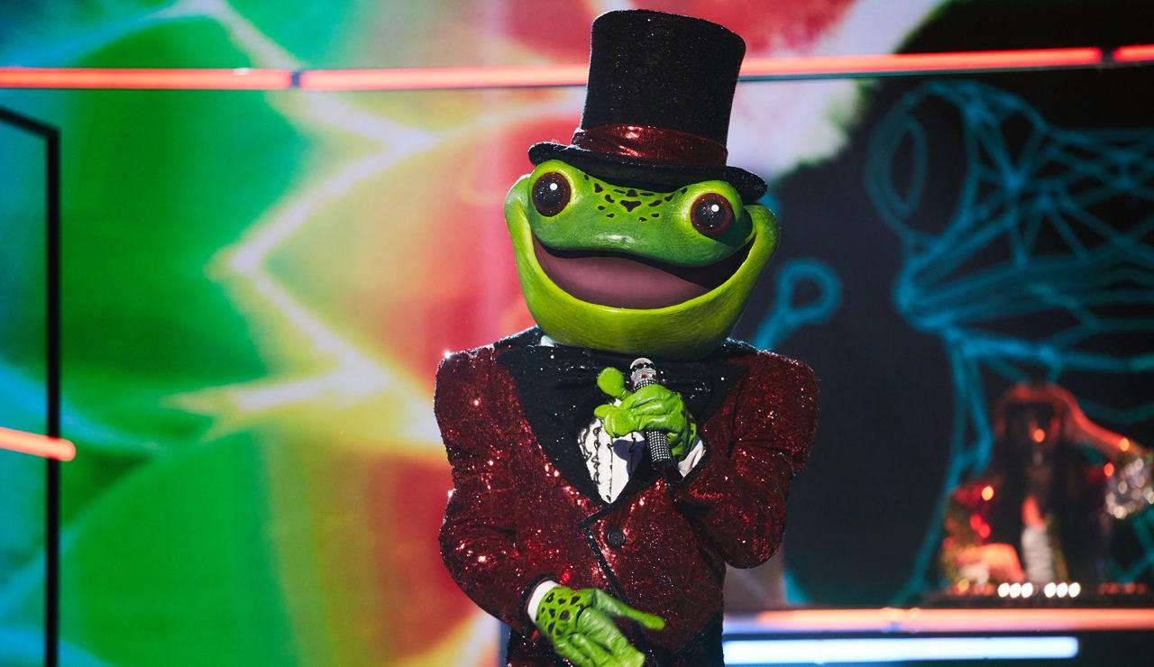 Rana desprende energía pura al ritmo de 'The Business' de Tiësto