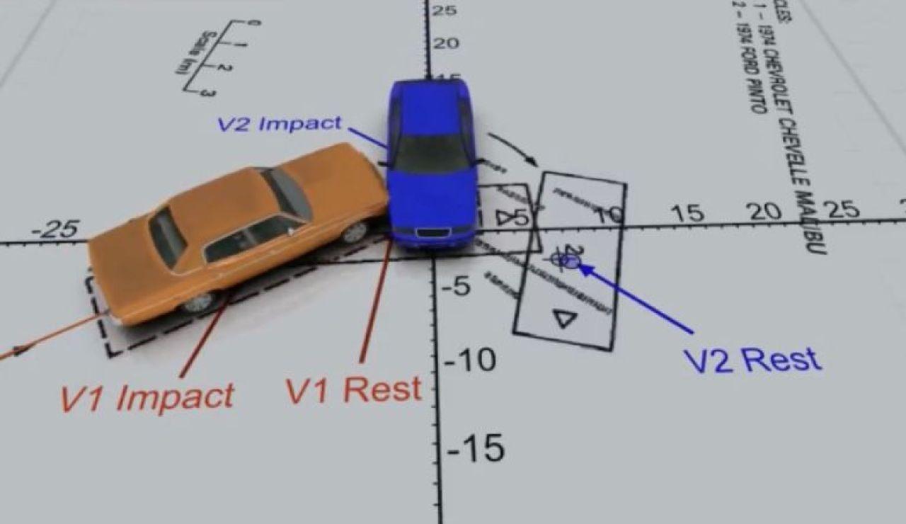 Vigo contará con un sistema en 3D para reconstruir accidentes