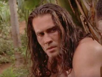 Joe Lara en 'Tarzan: The Epic Adventures'