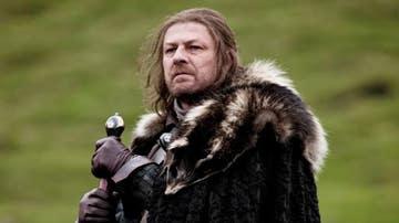 Sean Bean como Ned Stark