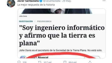 Tuit de @jasantaolalla