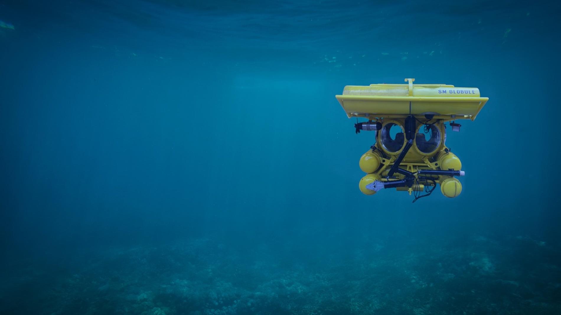 Explorando los océanos